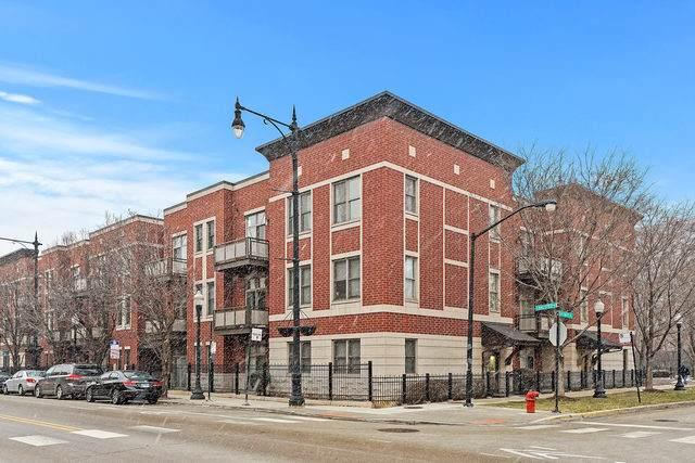 756 W 14th Street #202, Chicago, IL 60607 (MLS #10639094) :: Helen Oliveri Real Estate