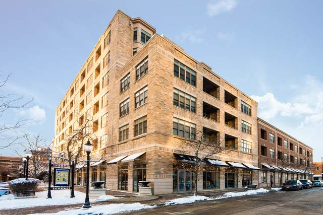 10 S Dunton Avenue #506, Arlington Heights, IL 60005 (MLS #10639153) :: Helen Oliveri Real Estate