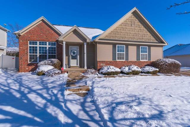 1403 Norma Drive, Bloomington, IL 61704 (MLS #10639154) :: BN Homes Group