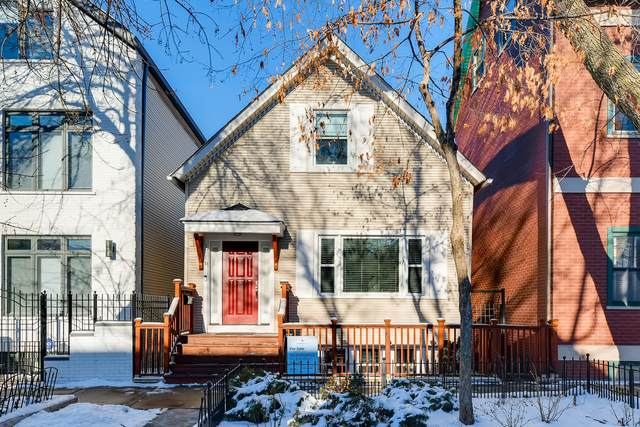 1716 W Altgeld Street, Chicago, IL 60614 (MLS #10639168) :: Helen Oliveri Real Estate