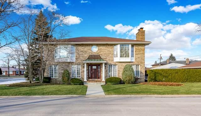 1001 N 10th Avenue, Melrose Park, IL 60160 (MLS #10639187) :: Ryan Dallas Real Estate