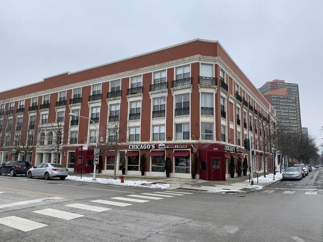 3957 King Drive F, Chicago, IL 60653 (MLS #10639188) :: Property Consultants Realty