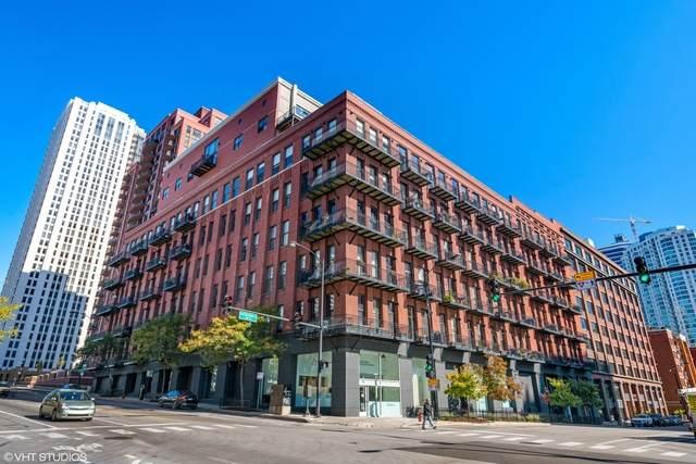 616 W Fulton Street #215, Chicago, IL 60661 (MLS #10639193) :: Helen Oliveri Real Estate