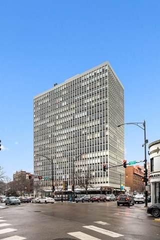 444 W Fullerton Parkway #806, Chicago, IL 60614 (MLS #10639196) :: Helen Oliveri Real Estate