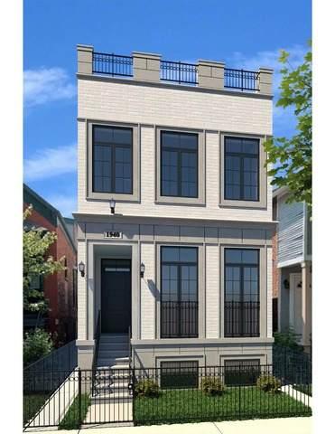 1940 N Oakley Avenue N, Chicago, IL 60647 (MLS #10639205) :: Baz Network   Keller Williams Elite