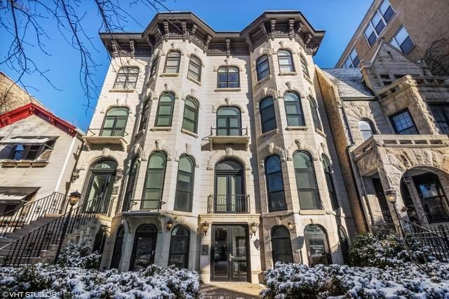 1526 W Monroe Street #200, Chicago, IL 60607 (MLS #10639234) :: Littlefield Group