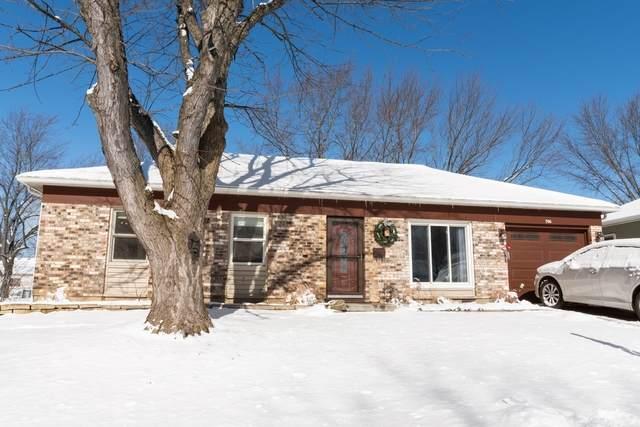 706 Larsen Avenue, Streamwood, IL 60107 (MLS #10639236) :: Ani Real Estate