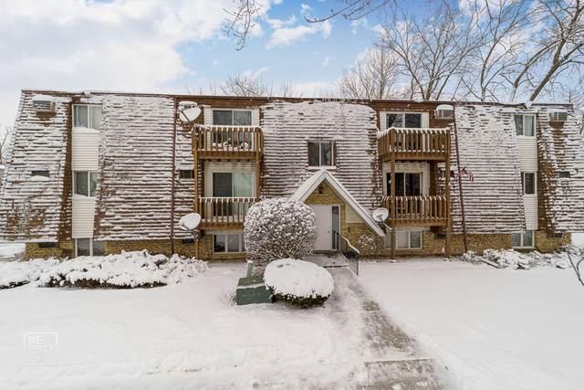 212 Madison Street 2B, Joliet, IL 60435 (MLS #10639279) :: Helen Oliveri Real Estate