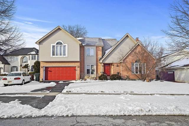 3038 Elliot Lane, Homewood, IL 60430 (MLS #10639281) :: The Wexler Group at Keller Williams Preferred Realty