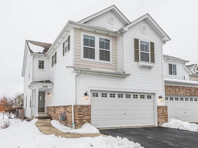 1586 Isle Royal Circle, Crystal Lake, IL 60014 (MLS #10639309) :: The Perotti Group | Compass Real Estate