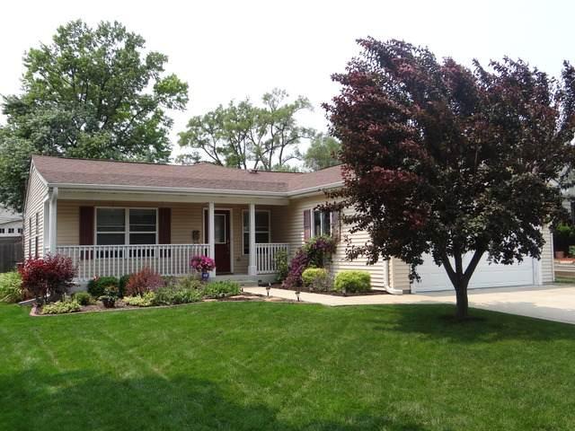 668 Rochelle Terrace, Lombard, IL 60148 (MLS #10639334) :: BN Homes Group