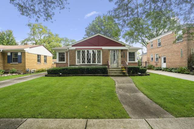 1241 Kemman Avenue, La Grange Park, IL 60526 (MLS #10639338) :: John Lyons Real Estate