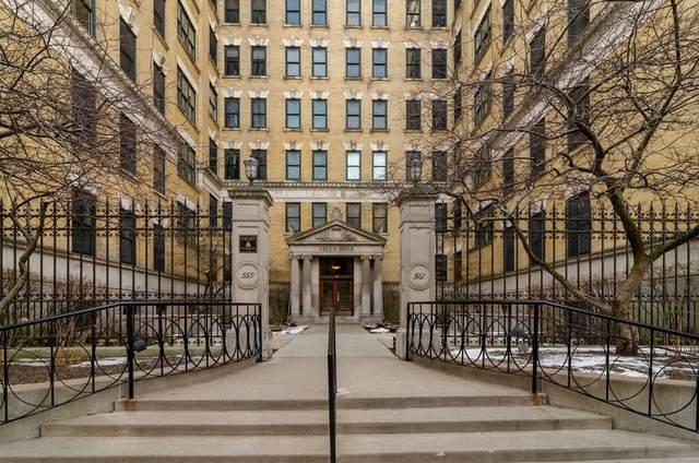 559 W Surf Street #609, Chicago, IL 60657 (MLS #10639345) :: Helen Oliveri Real Estate