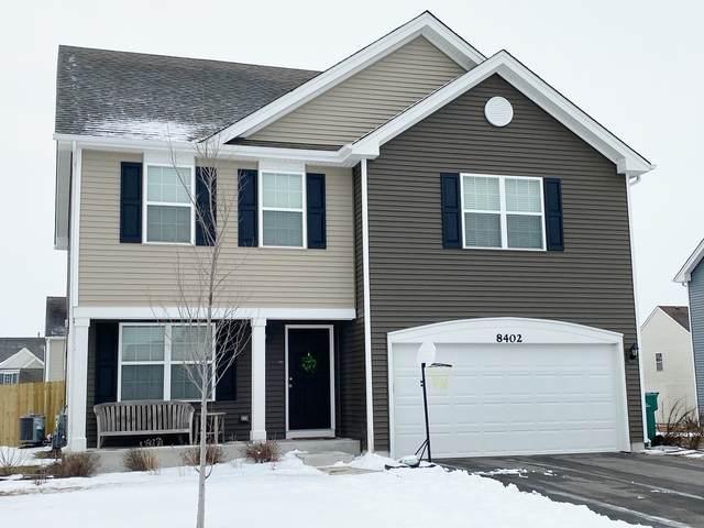 8402 Coop Avenue, Joliet, IL 60431 (MLS #10639347) :: Helen Oliveri Real Estate