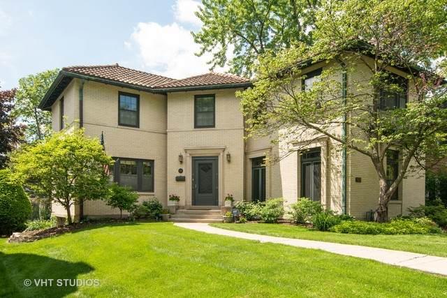 839 N Oak Park Avenue, Oak Park, IL 60302 (MLS #10639367) :: Helen Oliveri Real Estate
