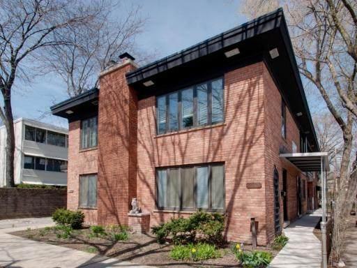 1108 Erie Street 2F, Oak Park, IL 60302 (MLS #10639376) :: Helen Oliveri Real Estate
