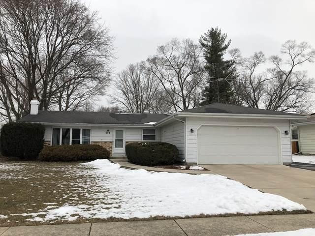 618 Lor Ann Drive, South Elgin, IL 60177 (MLS #10639430) :: Helen Oliveri Real Estate