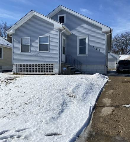 1105 Homer Avenue, Aurora, IL 60505 (MLS #10639462) :: Property Consultants Realty