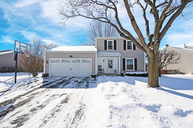 435 Pheasant Ridge Road, Lake Zurich, IL 60047 (MLS #10639500) :: John Lyons Real Estate