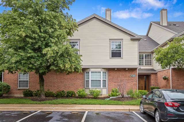 123 Crestwood Court #7, Schaumburg, IL 60195 (MLS #10639568) :: Property Consultants Realty