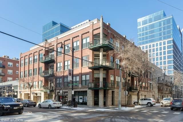 936 W Madison Street 4D, Chicago, IL 60607 (MLS #10639571) :: Helen Oliveri Real Estate