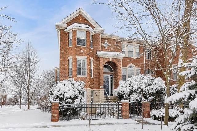866 Shandrew Drive, Naperville, IL 60540 (MLS #10639576) :: John Lyons Real Estate
