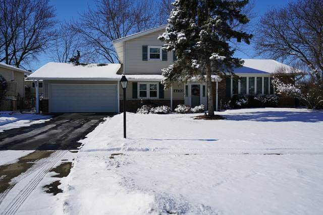 4170 Mason Drive, Hoffman Estates, IL 60192 (MLS #10639645) :: Berkshire Hathaway HomeServices Snyder Real Estate