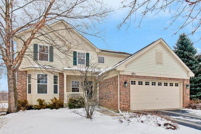 1811 W Rookery Circle, Round Lake, IL 60073 (MLS #10639656) :: Ryan Dallas Real Estate