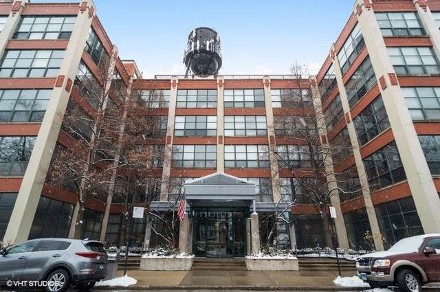 1800 W Roscoe Street #231, Chicago, IL 60657 (MLS #10639664) :: John Lyons Real Estate