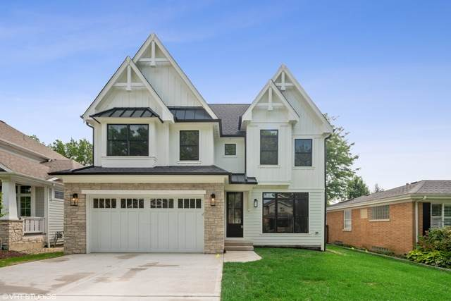 253 N Evergreen Avenue, Elmhurst, IL 60126 (MLS #10639670) :: Baz Network | Keller Williams Elite