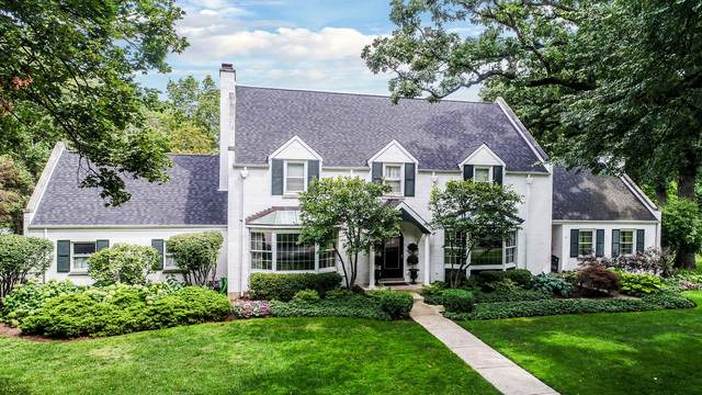 305 Hillcrest Avenue, Hinsdale, IL 60521 (MLS #10639687) :: Suburban Life Realty