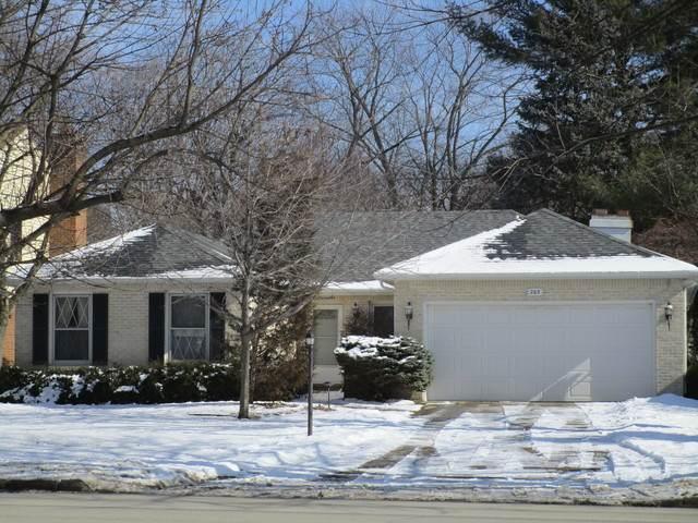 265 S Park Boulevard, Glen Ellyn, IL 60137 (MLS #10639704) :: The Wexler Group at Keller Williams Preferred Realty