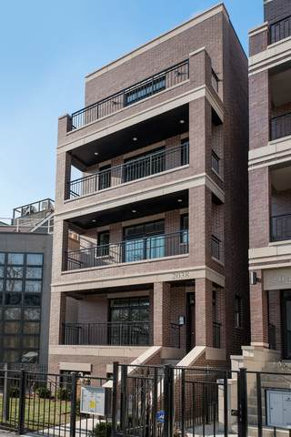 2038 N Burling Street #2, Chicago, IL 60614 (MLS #10639715) :: Helen Oliveri Real Estate