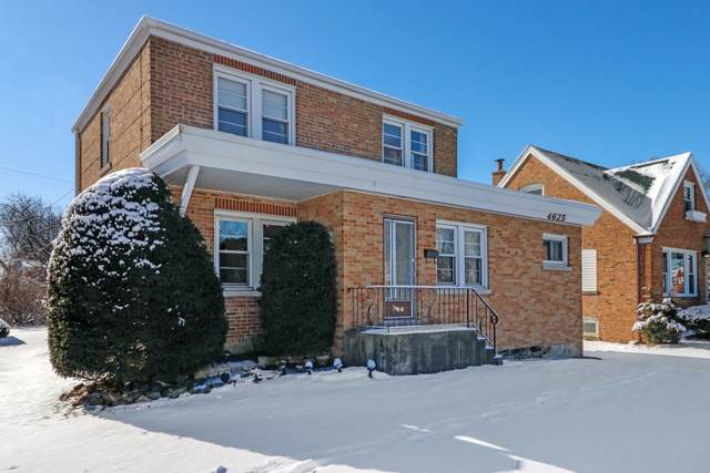 4625 W 97th Place, Oak Lawn, IL 60453 (MLS #10639730) :: Helen Oliveri Real Estate
