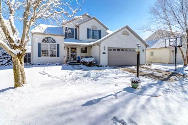 608 Indigo Drive, Savoy, IL 61874 (MLS #10639745) :: Lewke Partners