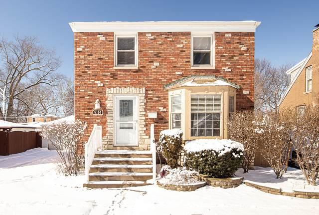 9114 S 53rd Avenue, Oak Lawn, IL 60453 (MLS #10639766) :: Helen Oliveri Real Estate