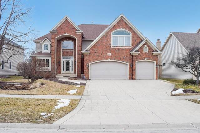 3635 Breitwieser Lane, Naperville, IL 60564 (MLS #10639785) :: The Wexler Group at Keller Williams Preferred Realty
