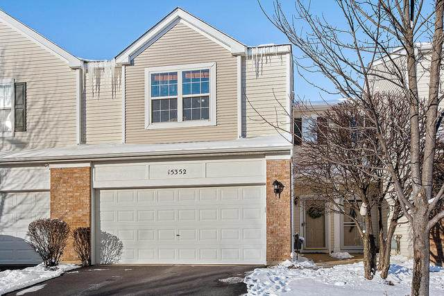15352 Kenmare Circle, Manhattan, IL 60442 (MLS #10639810) :: The Wexler Group at Keller Williams Preferred Realty