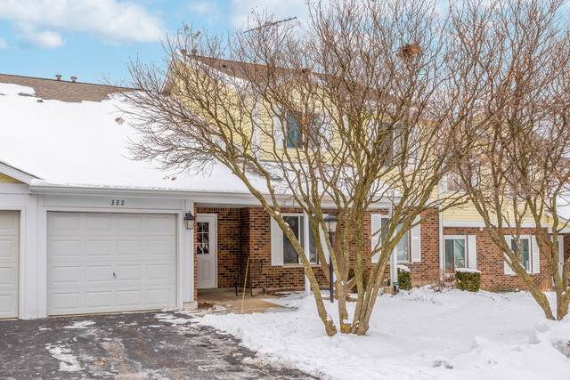 322 Coventry Court #322, Aurora, IL 60504 (MLS #10639811) :: John Lyons Real Estate