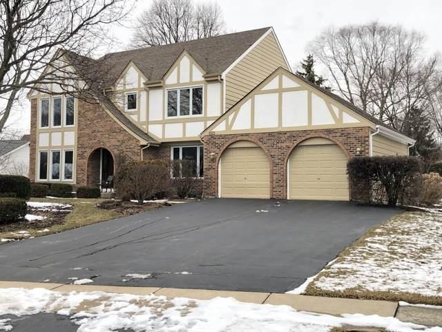 1521 Heatherton Court, Naperville, IL 60563 (MLS #10639849) :: Helen Oliveri Real Estate