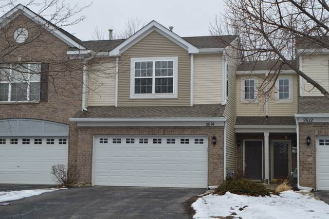 2614 Williamsburg Drive #2614, Algonquin, IL 60102 (MLS #10639913) :: Suburban Life Realty