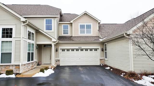 1829 Foxridge Court, Aurora, IL 60502 (MLS #10639920) :: Helen Oliveri Real Estate