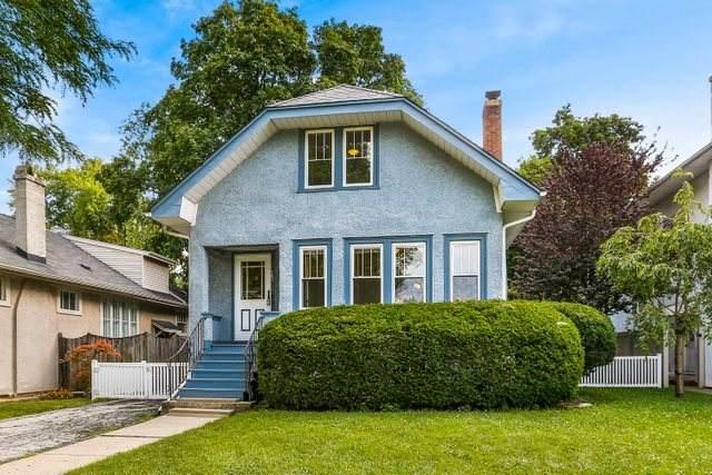 207 N Stone Avenue, La Grange, IL 60525 (MLS #10639927) :: The Perotti Group   Compass Real Estate