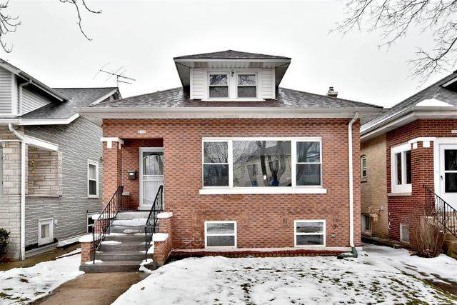4725 N Karlov Avenue, Chicago, IL 60630 (MLS #10639932) :: The Perotti Group   Compass Real Estate