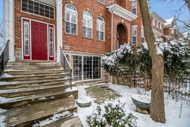 914 Shandrew Drive, Naperville, IL 60540 (MLS #10639939) :: The Wexler Group at Keller Williams Preferred Realty