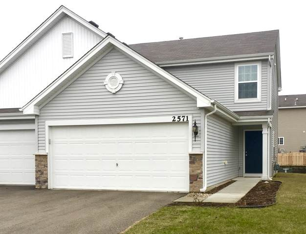 2571 Carlisle Lane, Hampshire, IL 60140 (MLS #10639964) :: Helen Oliveri Real Estate