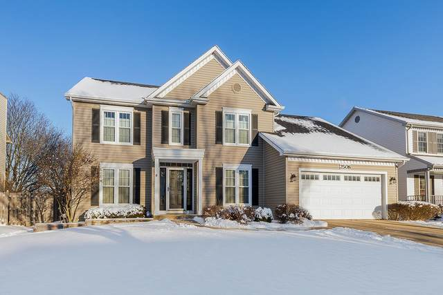 2508 Ryan Court, Naperville, IL 60564 (MLS #10639990) :: The Wexler Group at Keller Williams Preferred Realty