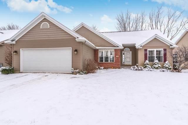 908 Witten Woods Drive, Bloomington, IL 61704 (MLS #10640006) :: Ryan Dallas Real Estate