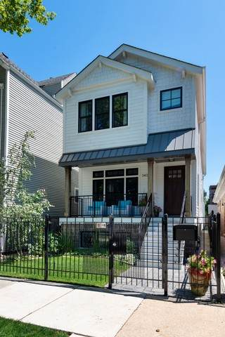 3433 N Claremont Avenue, Chicago, IL 60618 (MLS #10640041) :: The Spaniak Team