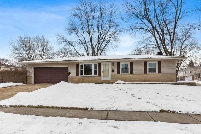 25 Myrtle Lane, Streamwood, IL 60107 (MLS #10640045) :: Ani Real Estate